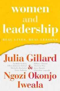 Link to an enlarged image of Women and Leadership Real Lives, Real Lessons