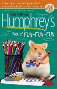 Link to an enlarged image of Humphrey's Book of Fun-Fun-Fun (Humphrey) (ACT CSM)