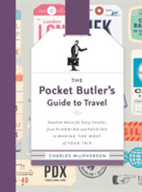 Link to an enlarged image of The Pocket Butler's Guide to Travel : Essential Advice for Every Traveller, from Planning and Packing to Making the Most of Your Trip