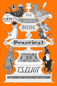Link to an enlarged image of Old Possum's Book of Practical Cats (Illustrated)