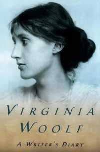 Link to an enlarged image of A Writer's Diary : Being Extracts from the Diary of Virginia Woolf