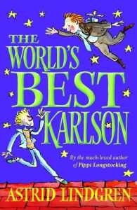 Link to an enlarged image of World's Best Karlson -- Paperback / softback