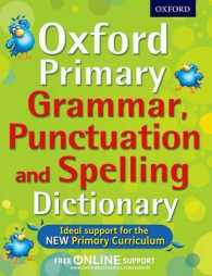 Link to an enlarged image of Oxford Primary Grammar, Punctuation and Spelling Dictionary