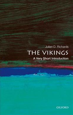 Link to an enlarged image of The Vikings (Very Short Introductions)