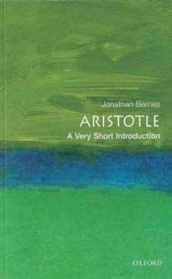 image of Aristotle : A Very Short Introduction (Very Short Introductions)
