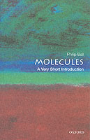 Link to an enlarged image of Molecules : A Very Short Introduction (Very Short Introductions)