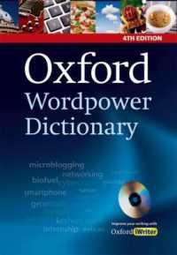 Link to an enlarged image of Oxford Wordpower Dictionary, 4th Edition Pack (with Cd-rom) -- Mixed media product