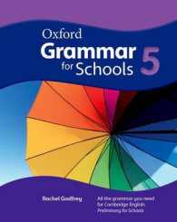 Link to an enlarged image of Oxford Grammar for Schools: 5: Student's Book and DVD-ROM (Oxford Grammar for Schools)