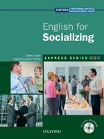 Link to an enlarged image of Express Series English for Socializing Student Book with Multi-rom