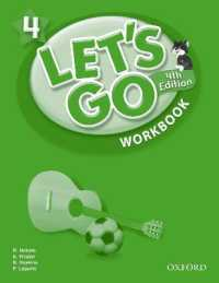 Link to an enlarged image of Let's Go Fourth Edition Level 4 Workbook (New)