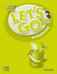 Link to an enlarged image of Let's Go Fourth Edition Let's Begin Workbook (New)