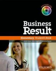 Link to an enlarged image of Business Result Elementary Student's Book Pack and Dvd-rom