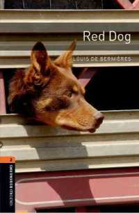 Link to an enlarged image of Oxford Bookworms Library Third Edition Stage 2 Red Dog