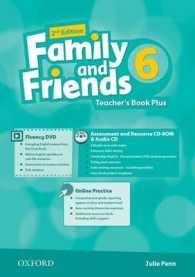 Link to an enlarged image of Family and Friends: Level 6: Teacher's Book Plus (Family and Friends) (2ND)