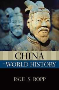 Link to an enlarged image of China in World History (The New Oxford World History)