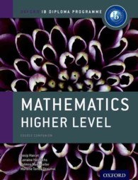 Link to an enlarged image of Mathematics Higher Level : Course Companion (Oxford Ib Diploma Programme) (Paperback + CD-ROM)