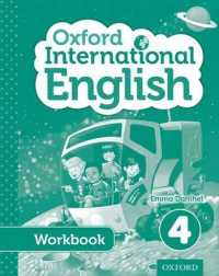 Link to an enlarged image of Oxford International English Workbook 4