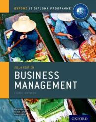 Link to an enlarged image of Business Management 2014 : Course Companion (Oxford Ib Diploma Programme)