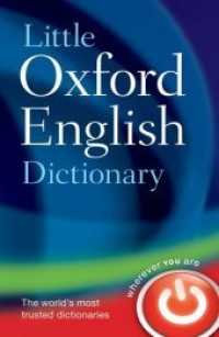 Link to an enlarged image of Little Oxford English Dictionary (9th Reissue)