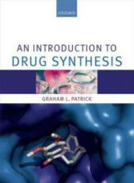 Link to an enlarged image of An Introduction to Drug Synthesis