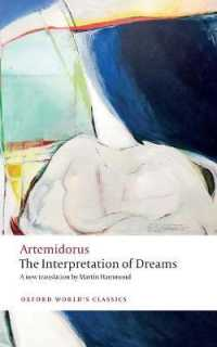 Link to an enlarged image of The Interpretation of Dreams (Oxford World's Classics)