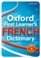 Link to an enlarged image of Oxford First Learner's French Dictionary