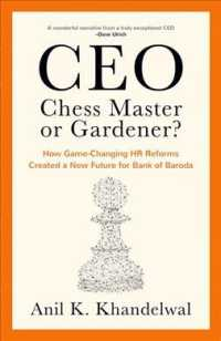 image of CEO Chess Master or Gardener? : How Game-changing Hr Reforms Created a New Future for Bank of Baroda