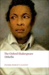 Link to an enlarged image of Othello, the Moor of Venice (Oxford World's Classics) (Reissue)
