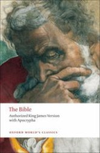 Books Kinokuniya: Holy Bible : King James Version, with Apocrypha