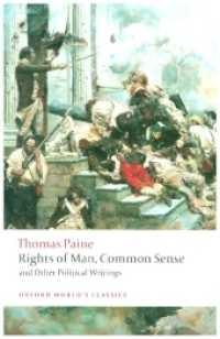 Link to an enlarged image of Rights of Man, Common Sense, and Other Political Writings (Oxford World's Classics)