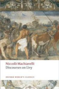 Link to an enlarged image of Discourses on Livy (Oxford World's Classics) (Reissue)