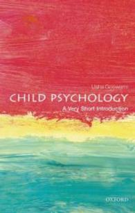 Link to an enlarged image of Child Psychology : A Very Short Introduction (Very Short Introductions)