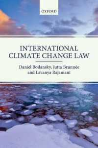 Link to an enlarged image of International Climate Change Law