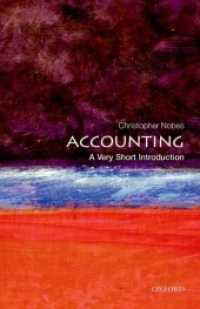 Link to an enlarged image of Accounting : A Very Short Introduction (Very Short Introductions)