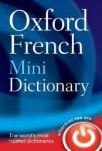 Books Kinokuniya Oxford French Mini Dictionary French English