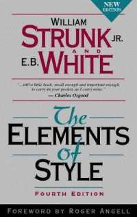 Link to an enlarged image of The Elements of Style (4th Subsequent)