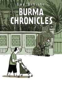 Link to an enlarged image of Burma Chronicles -- Paperback / softback