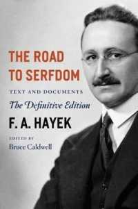 Link to an enlarged image of The Road to Serfdom : The Definitive Edition (The Collected Works of F. A. Hayek)