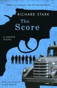 Link to an enlarged image of The Score (Reprint)