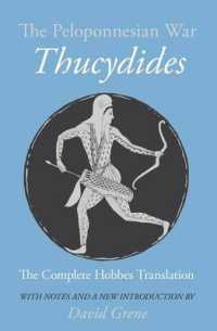 Link to an enlarged image of The Peloponnesian War : Thucydides