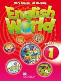 Link to an enlarged image of English World Level 1 Pupil's Book