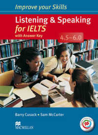 Link to an enlarged image of Improve Your Skills: Listening & Speaking for IELTS 4.5-6.0 Student's Book with Key & MPO Pack