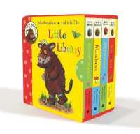 Link to an enlarged image of My First Gruffalo Little Library