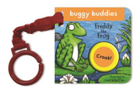 Link to an enlarged image of Freddy the Frog (Buggy Buddies) (INA BRDBK)