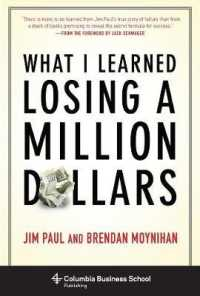 Link to an enlarged image of What I Learned Losing a Million Dollars