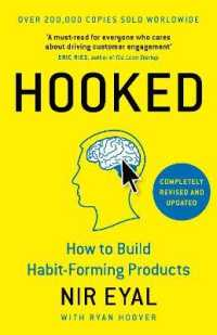 Link to an enlarged image of Hooked: How to Build Habit-Forming Products