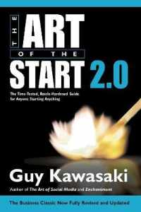 Link to an enlarged image of The Art of the Start 2.0: The Time-Tested, Battle-Hardened Guide for Anyone Starting Anything