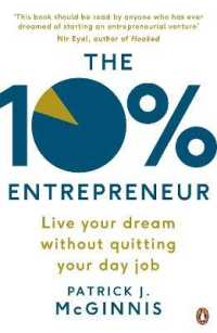 Link to an enlarged image of 10% Entrepreneur : Live Your Dream without Quitting Your Day Job -- Paperback / softback