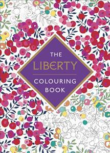 Books Kinokuniya The Liberty Colouring Book 9780241249987