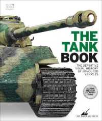 Link to an enlarged image of The Tank Book: The Definitive Visual History of Armoured Vehicles